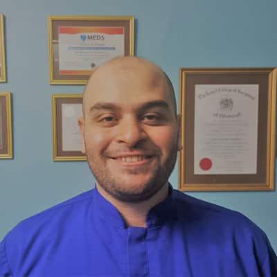 Dr. Mohamed Tarek