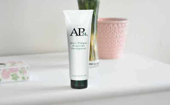 Anti plaque toothpaste