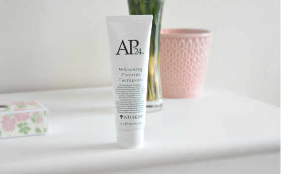 what is ap24 toothpaste