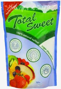Total sweet Xylitol granuals
