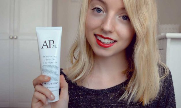 Nuskin AP-24 Whitening Fluoride Toothpaste Reviews