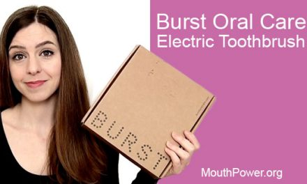 Burst Electric Toothbrush review