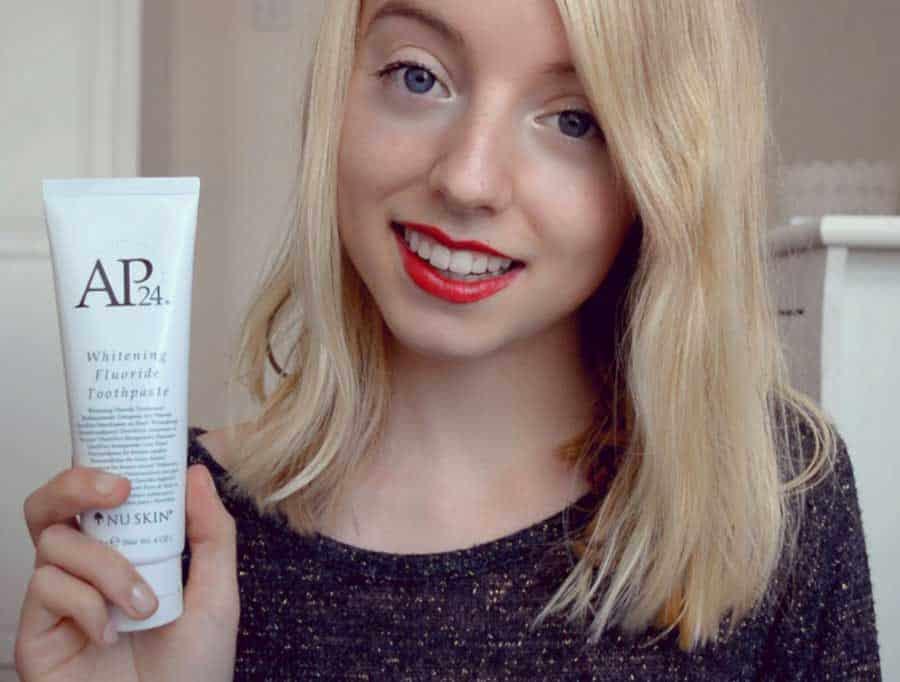 Is Nu Skin AP24 toothpaste a pyramid scheme?